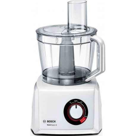 Bosch MC812W620 MultiTalent 8 Food Processor | SimosViolaris