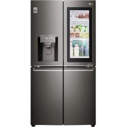 Lg GMX936SBHV InstaView Multi Door 4-Door Refrigerator