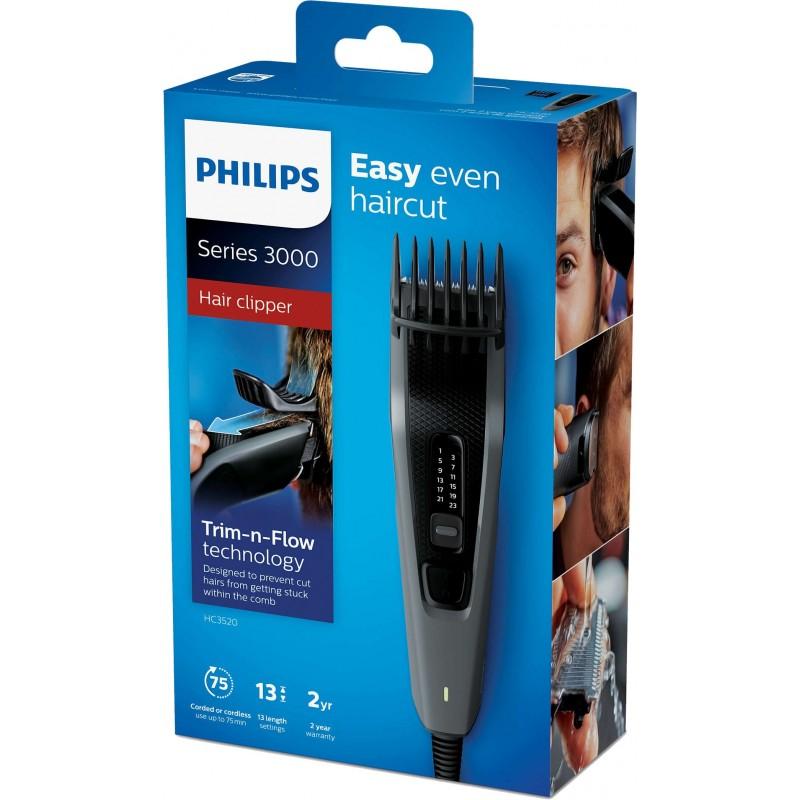Philips Hc3520 15 Hair Clipper Simosviolaris