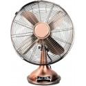 Adam DK-17 Bronze Metal Retro Table Fan 12''