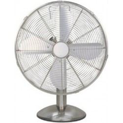 Adam DK-16 Metal Retro Table Fan 16'' | SimosViolaris