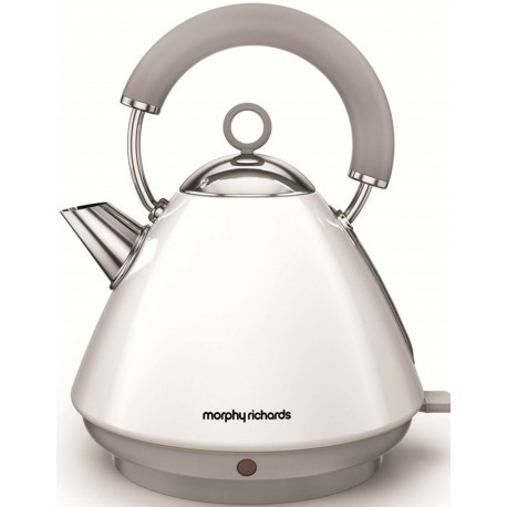 Morphy Richards 102031 White Traditional Kettle |SimosViolaris