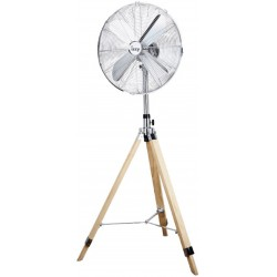 Izzy F-45 Fan 16'' with wooden tripod stand