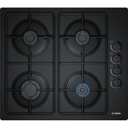 Bosch POP6B6B80 Gas Hobs on Glass