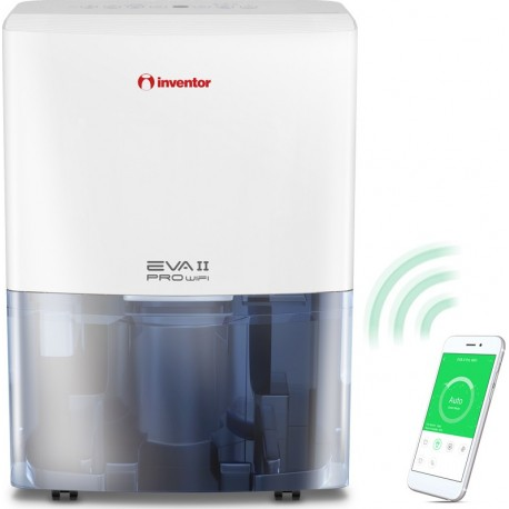 Inventor Eva II Pro EVP-WF20L WiFi Dehumidifier 20L |SimosViolaris