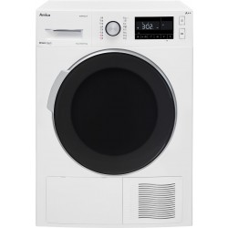 Amica Dream Wash SUPF822W Tumple Dryer 8Kg A++ | SimosViolaris