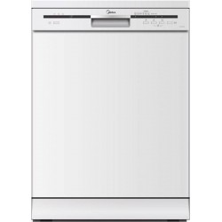 Midea WQP12-5201W Dishwasher A++| SimosViolaris