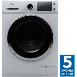 Midea Crown MFC80-S1407 Washing Machine 8Kg | SimosViolaris