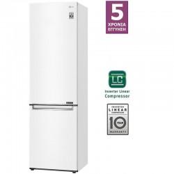 Lg GBB72SWEFN Refrigerator A+++  - SuperWhite | SimosViolaris