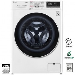 Lg F4WV409S0E Washing Machine 9kg - AI Direct Drive™| SimosViolaris
