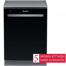 Blomberg GTN28420GZ DishWasher Black Glass | SimosViolaris