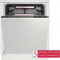 Blomberg GVN28431 Full Built In DishWasher | SimosViolaris
