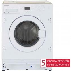 Blomberg LWI842 Built In Washing Machine