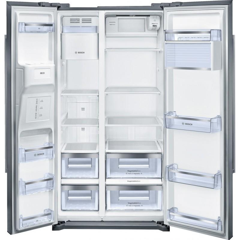 Bosch Side By Side Refrigerator Inox A Kad90vi20 Simosviolaris