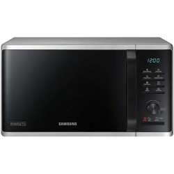 Samsung Microwave with Grill 23L MG23K3515AS/GC | SimosViolaris