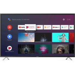 Sharp 4T-C50BL5EF2AB 4K Led Android TV 50'' | SimosViolaris