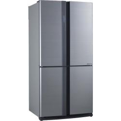 Sharp SJ-EX820FSL 4-Door SideBySide Refrigerator