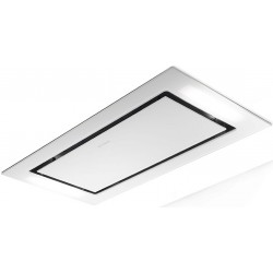 Faber Heaven Glass 2.0 White 110.0315.503 Ceiling Hood | SimosViolaris