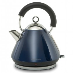 Morphy Richards Pyramid Kettle Blue 43770 | SimosViolaris