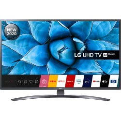 Lg 43UN74006LB 4K Led Smart TV 43''| SimosViolaris