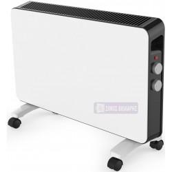 Parma NDFL1709 Convector Heater 2000W | SimosViolaris