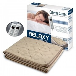 Imetec 6221C Relaxy Double Electric Blanket | SimosViolaris