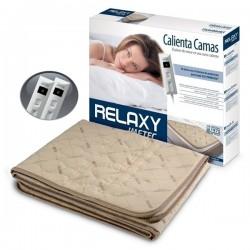 Imetec 6221C Relaxy Double Electric Blanket | SimosViolaris