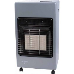 Laminox IRV42 365 S  Gas Heater in Silver Color | SimosViolaris
