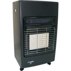 Laminox IRV42 365 B  Gas Heater in Black Color | SimosViolaris