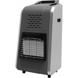 Otto BLF001 Gas Heater in Black Color | SimosViolaris