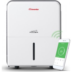 Inventor Power PWR-WIFI-50L Dehumidifier FreeDelivery | SimosViolaris