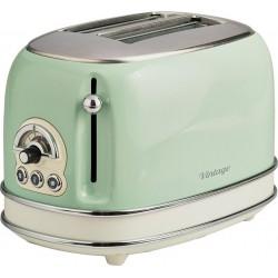 Ariete Vintage 155/03 Light Green Toaster | SimosViolaris