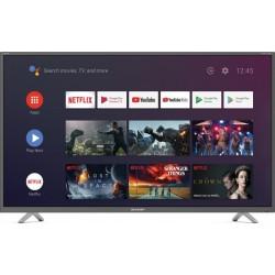 Sharp 4T-C50BJ2EF2NB 4K Led Smart TV 50'' | SimosViolaris
