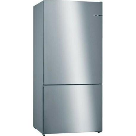Bosch KGN864IFA Refrigerator A++ 86cm in Inox Color   SimosViolaris