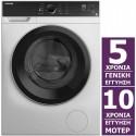 Toshiba TW-BJ100M4CY(WH) Washing Machine 9Kg