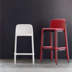 Nardi Lido Stool - Garden Furniture | SimosViolaris