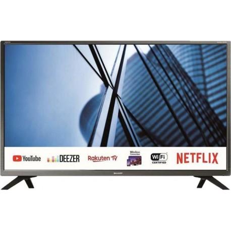 Sharp 1T-C32BC2EH1NB Led Smart Tv 32'' | SimosViolaris