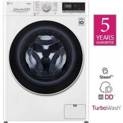 Lg F4WV509S0E Washing Machine 9kg , Turbo Wash, AI DD   SimosViolaris