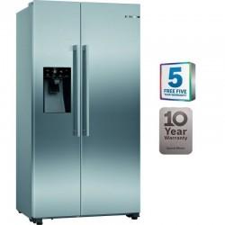 Bosch KAD93VIFP Side by Side Refrigerator