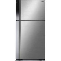 Hitachi R-V611PRU0(BSL) Refrigerator Brilliant Silver | SimosViolaris