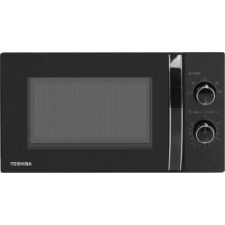 Toshiba MW-MM20P(BK) Microwave Black   SimosViolaris