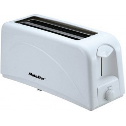 Matestar 4 Slice Toaster White MAT-025 | SimosViolaris