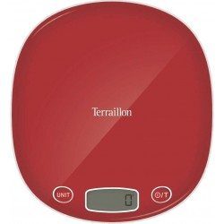 Terraillon 14426 Kitchen Scale Macaron Grenadine| SimosViolaris
