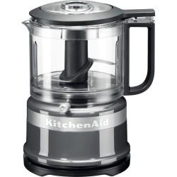 KitchenAid 5KFC3516BCU Mini Food Chopper Silver   SimosViolaris
