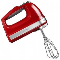 KitchenAid 5KHM9212BER Hand Mixer Empire Red   SimosViolaris