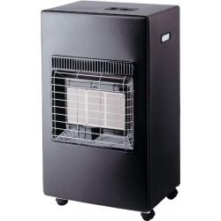 TMC Camilla 4200I Gas Heater in Black Color | SimosViolaris