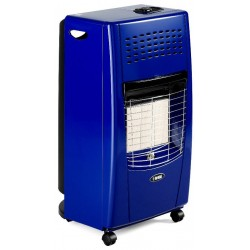 Bartolini Gas Heater 4200W Blue Color Bella-BL | SimosViolaris