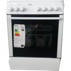Zanker F6404ZERW Gas Electric Cooker