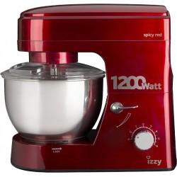 Izzy SM1688H Kitchen Machine Spicy Red | SimosViolaris
