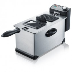 Severin FR2431 Deep Fryer 3L | SimosViolaris